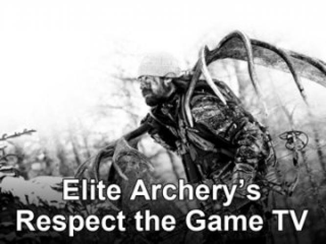 Elite Archery's Respect the Game TV next episode air date poster