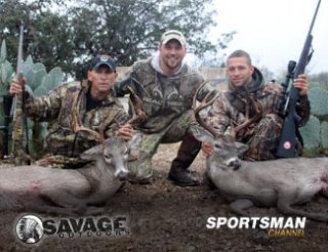 Savage Outdoors next episode air date poster