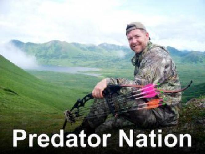 Predator Nation next episode air date poster