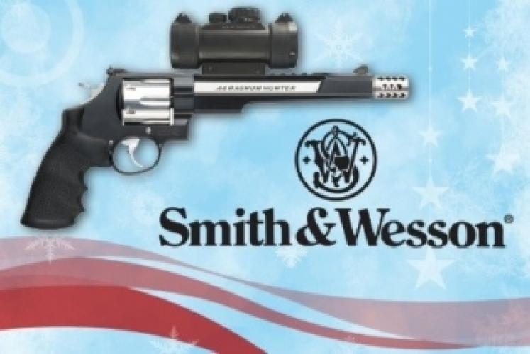 Smith & Wesson's Outdoor Guide next episode air date poster