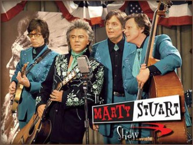 The Marty Stuart Show next episode air date poster