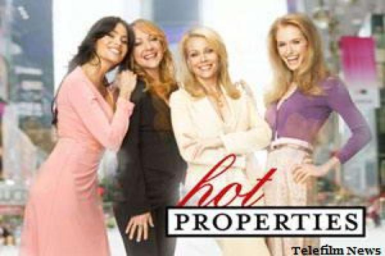 Hot Properties next episode air date poster
