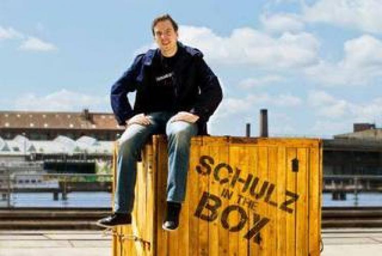 Schulz in the Box next episode air date poster