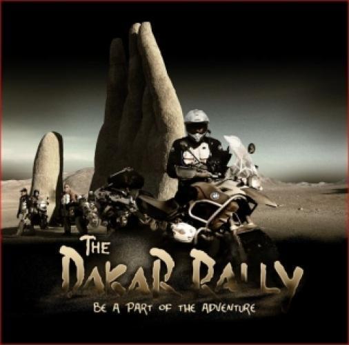 Dakar Rally Series next episode air date poster