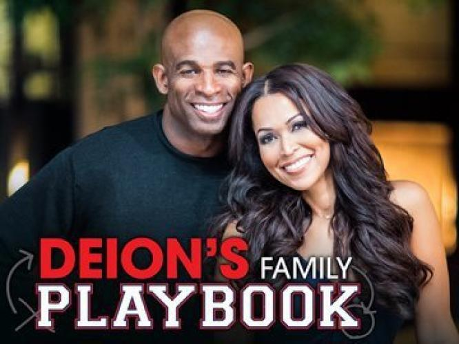Deion's Family Playbook next episode air date poster