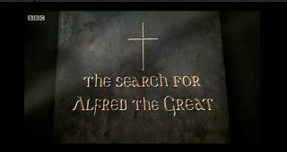 The Search for Alfred the Great next episode air date poster