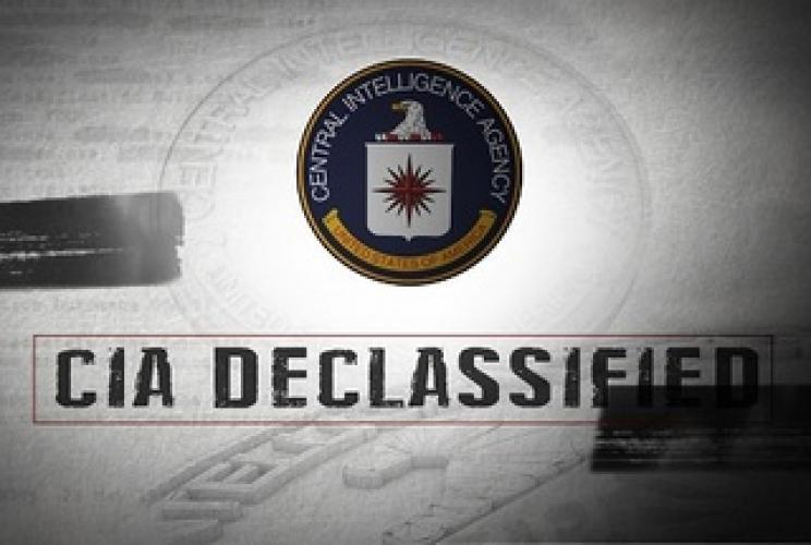 CIA: Declassified next episode air date poster