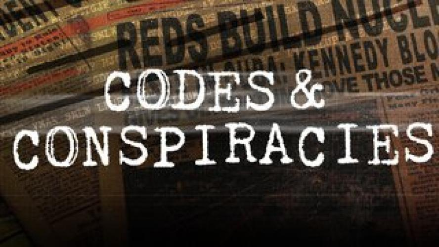 Codes & Conspiracies next episode air date poster