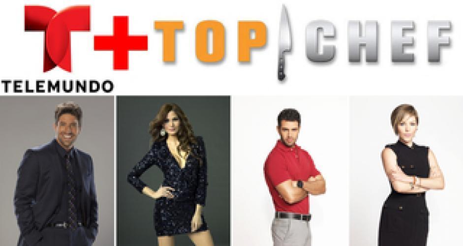 Top Chef: Estrellas next episode air date poster