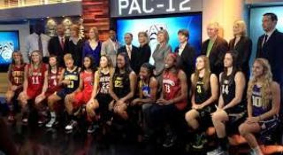 Women's College Basketball on Pac-12 Network next episode air date poster