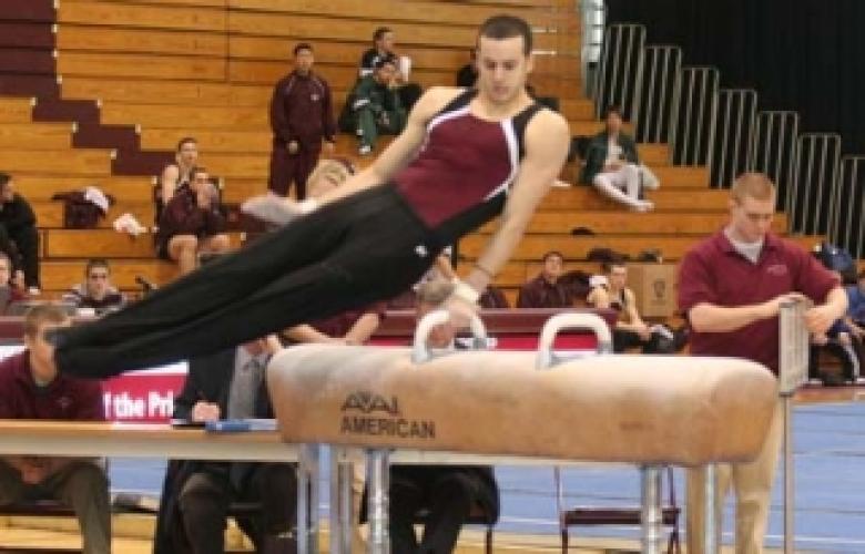 Men's College Gymnastics on Pac-12 Network next episode air date poster