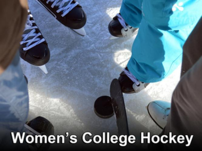 Women's College Ice Hockey on Big Ten Network next episode air date poster