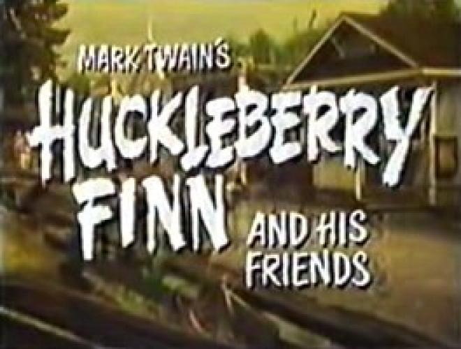 Huckleberry Finn and His Friends next episode air date poster