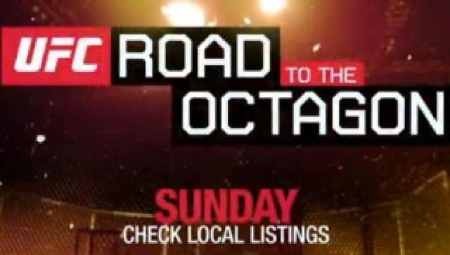 UFC's Road to the Octagon next episode air date poster