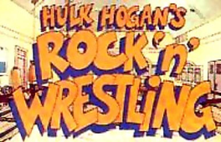 Hulk Hogan's Rock 'N' Wrestling next episode air date poster