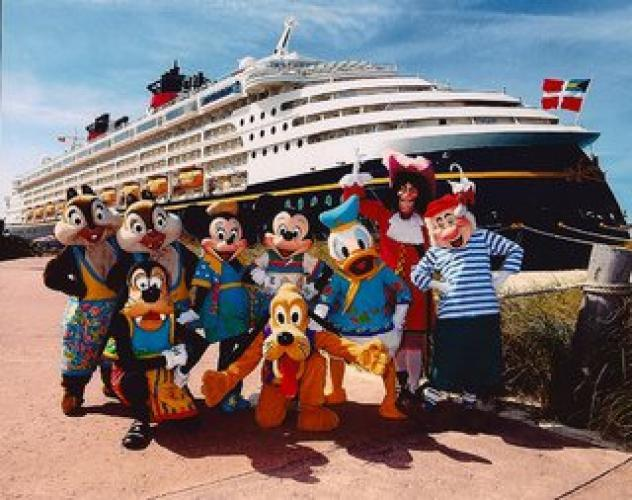 Disney Cruise Line next episode air date poster