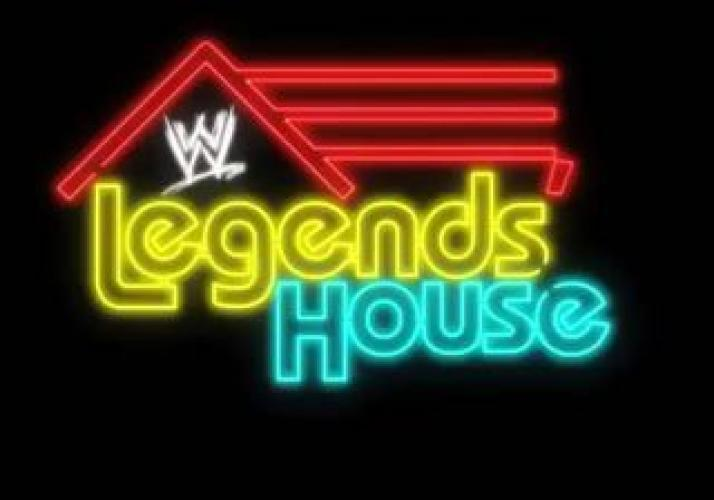 WWE Legends' House next episode air date poster