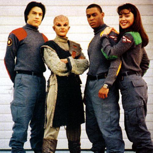 Hypernauts next episode air date poster