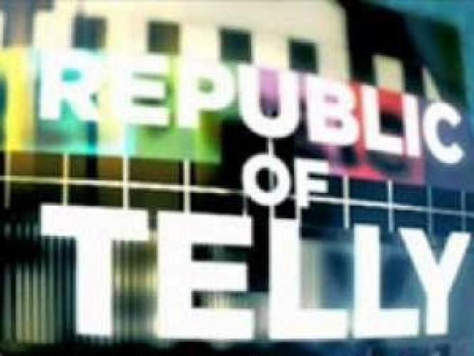 Republic of Telly next episode air date poster