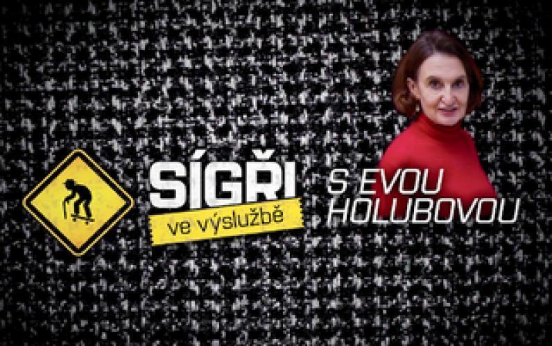 Sígři ve výslužbě next episode air date poster