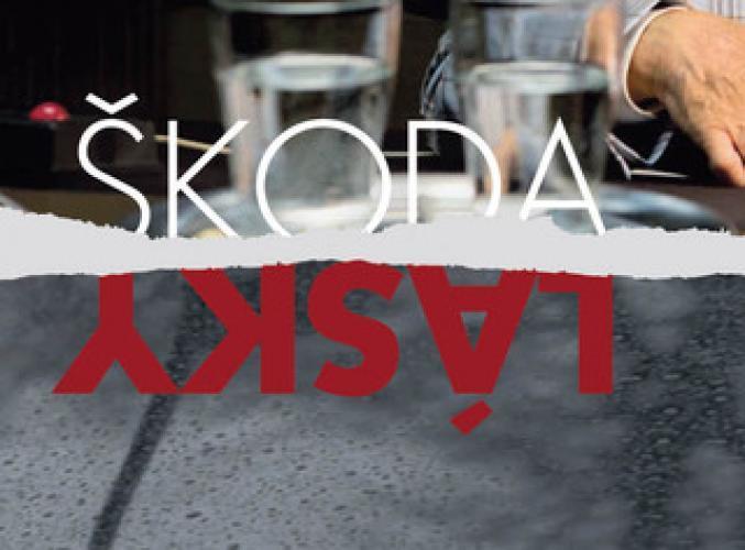Škoda lásky next episode air date poster