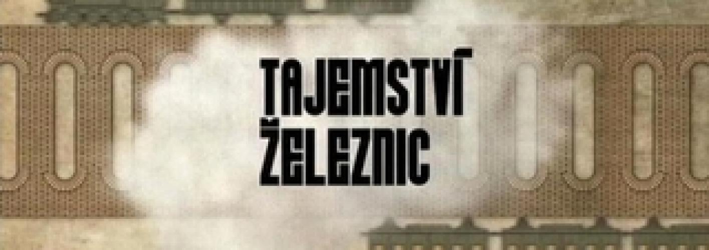 Tajemství železnic next episode air date poster