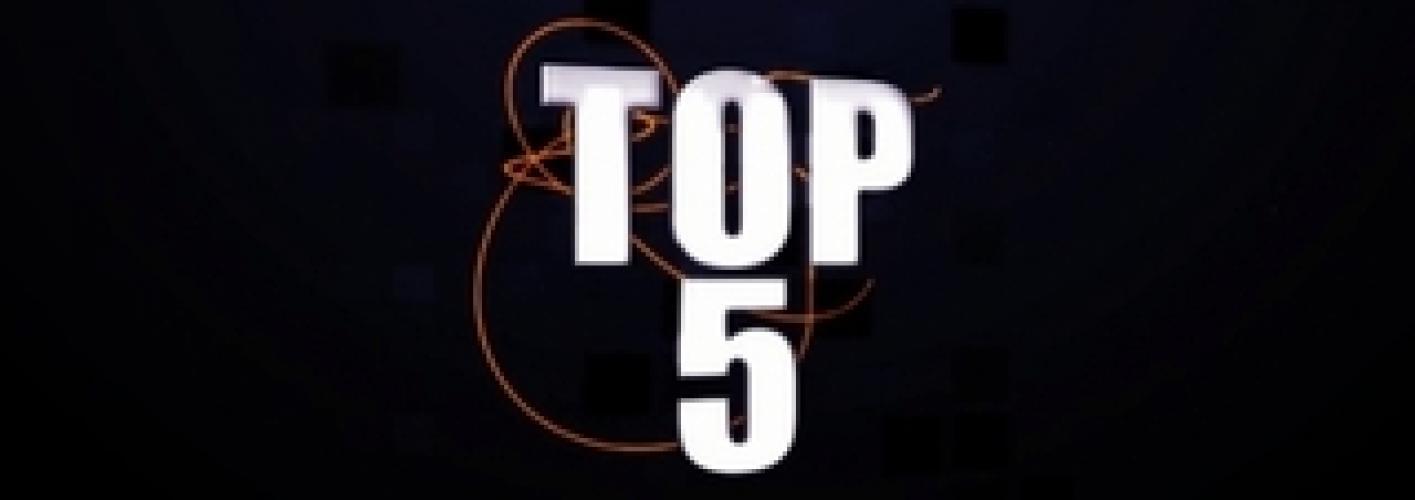 Top 5 (CZ) next episode air date poster