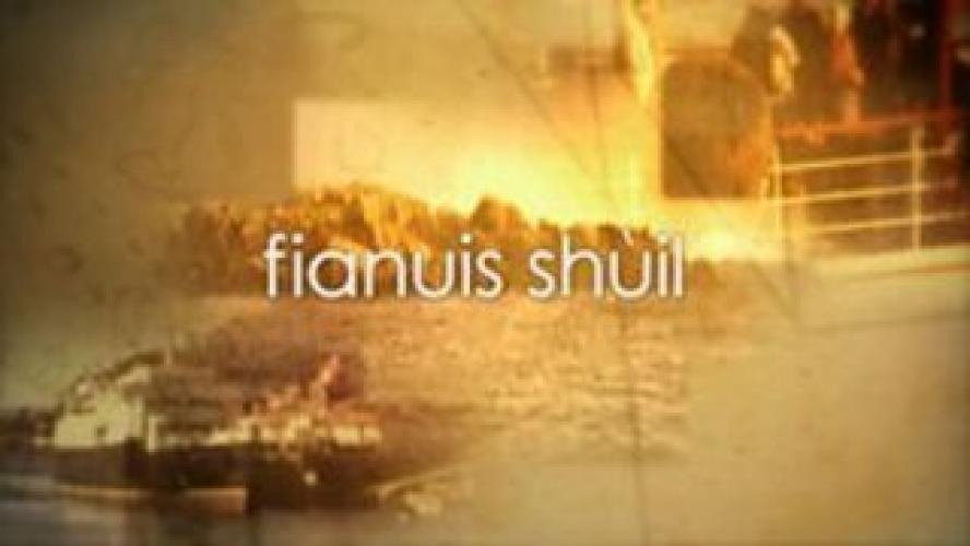Fianuis Shuil next episode air date poster