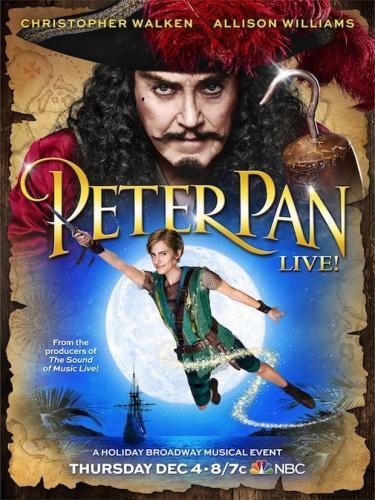 Peter Pan Live! next episode air date poster
