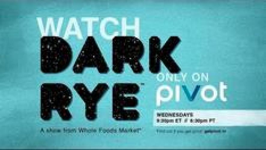 Dark Rye next episode air date poster