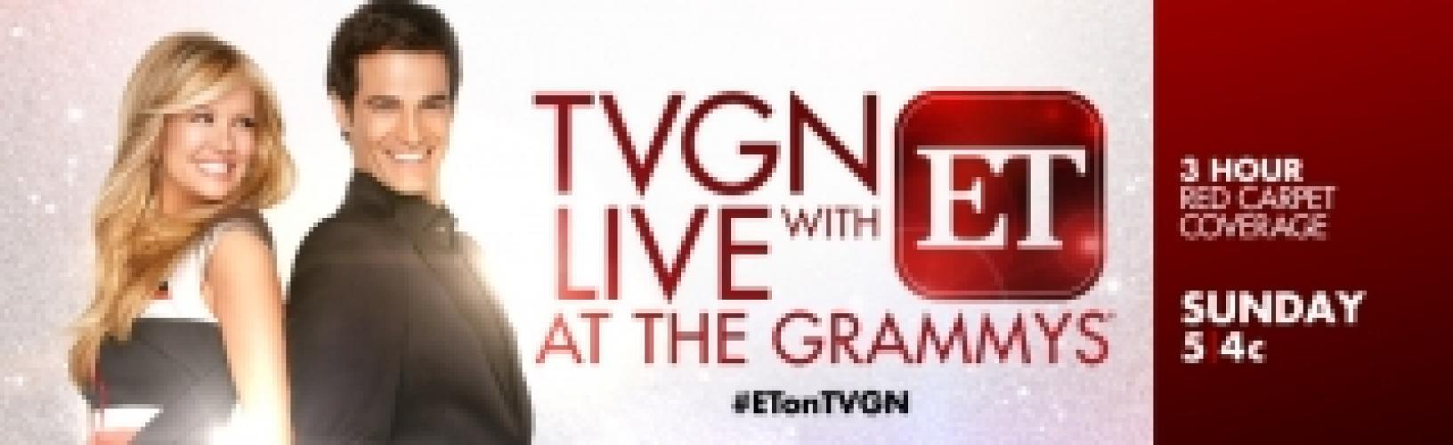 TVGN Live with ET next episode air date poster