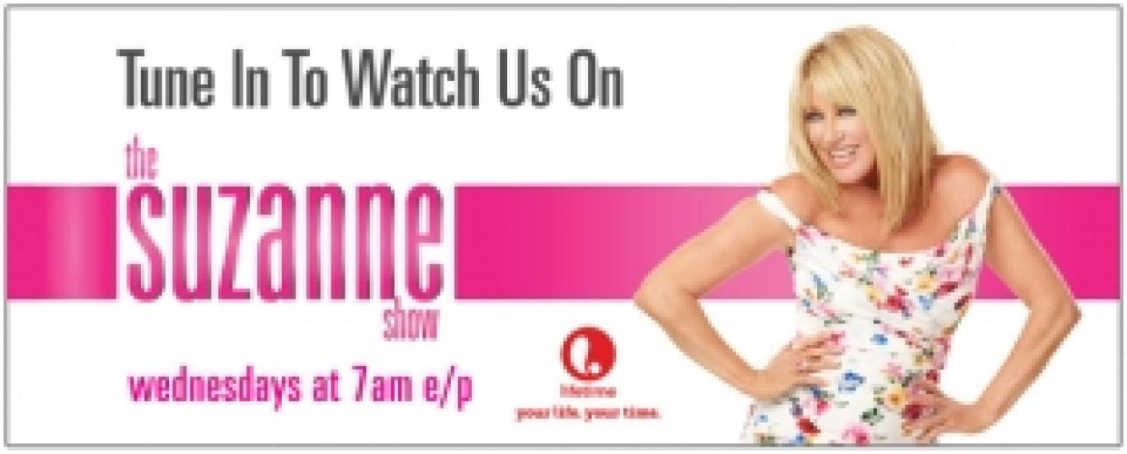 The SUZANNE Show next episode air date poster