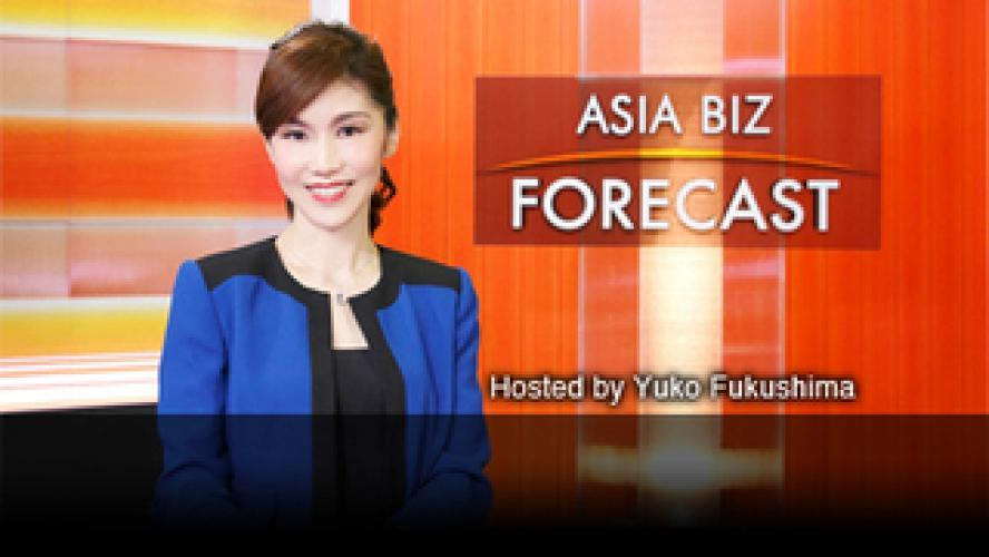 Asia Biz Forecast next episode air date poster