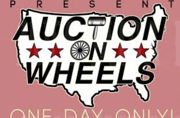 Auction on Wheels next episode air date poster