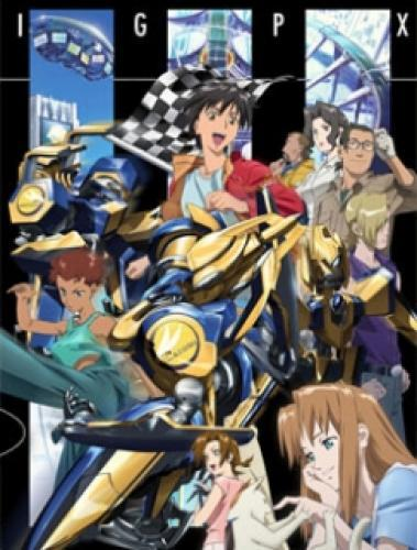 Immortal Grand Prix next episode air date poster