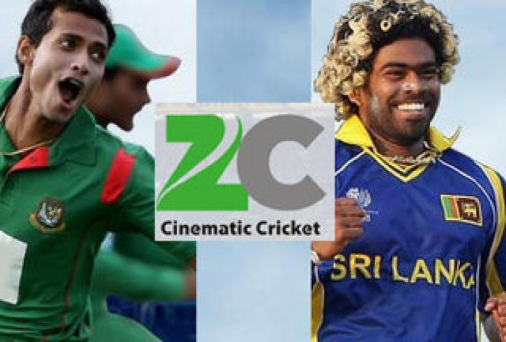 Bangladesh v Sri Lanka - Test next episode air date poster