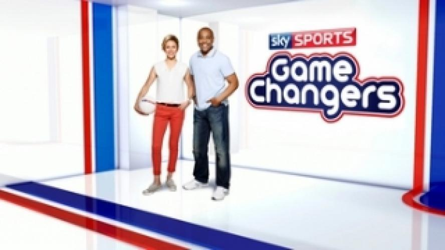 Game Changers (UK) next episode air date poster