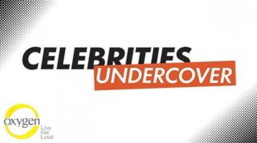 Celebrities Undercover next episode air date poster