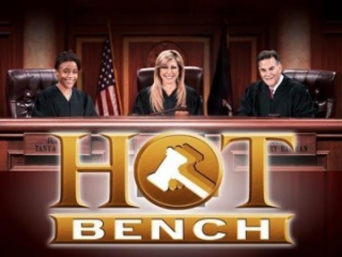 Hot Bench next episode air date poster