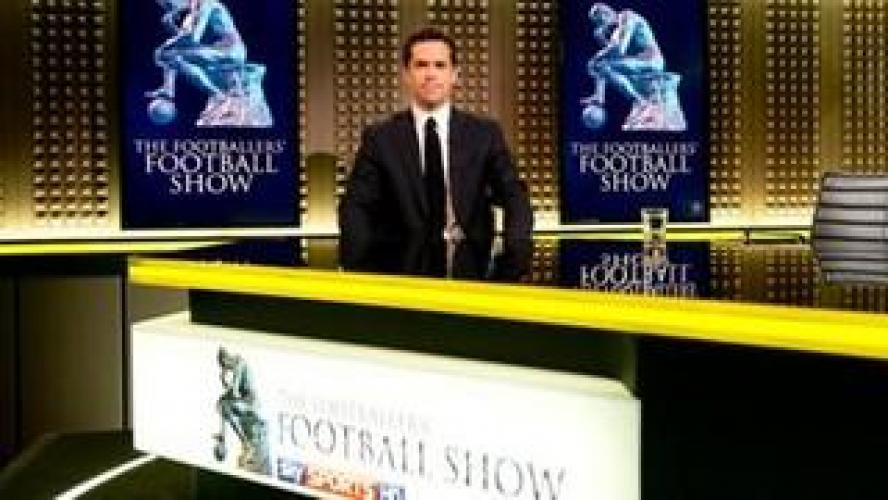 The Footballers Football Show next episode air date poster