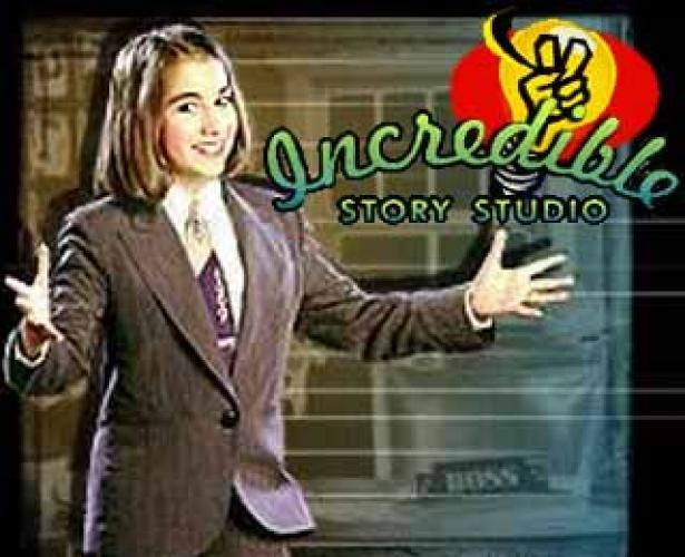 Incredible Story Studio next episode air date poster