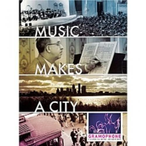 Music Makes a City next episode air date poster