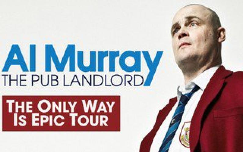 Al Murray: The Only Way is Epic next episode air date poster