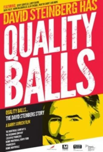 Quality Balls - The David Steinberg Story next episode air date poster