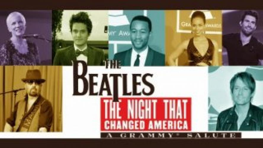The Night That Changed America: A Grammy Salute To The Beatles next episode air date poster