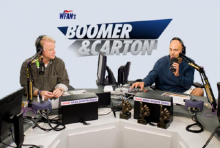 Boomer and Carton next episode air date poster