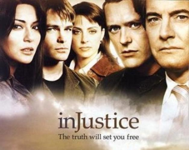 In Justice next episode air date poster