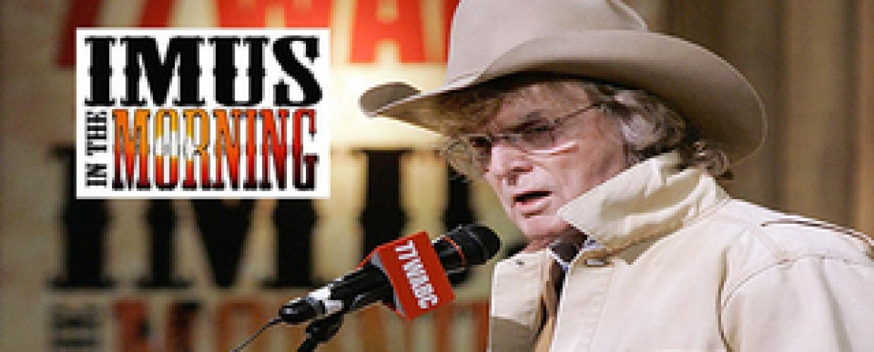 Imus in the Morning next episode air date poster