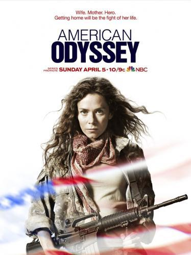 American Odyssey next episode air date poster