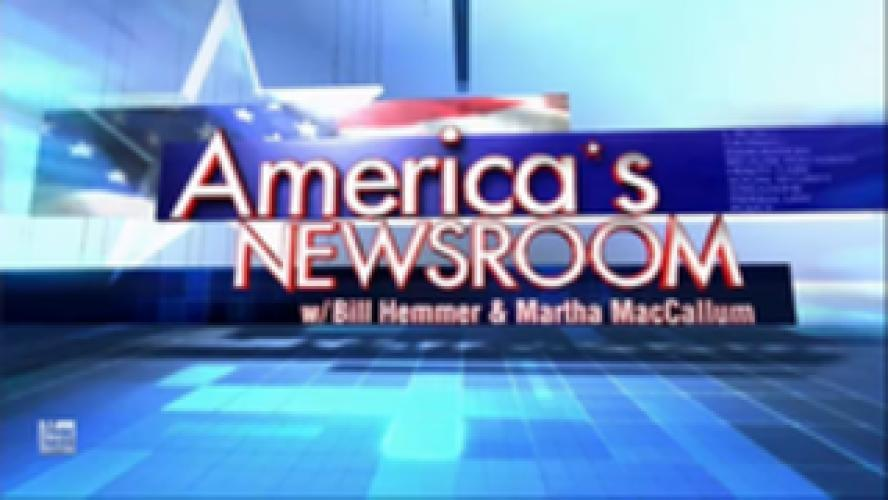 America's Newsroom next episode air date poster